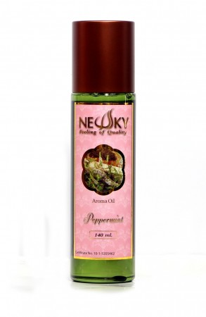 Newsky Aroma Massage Oil Peppermint 140 ml
