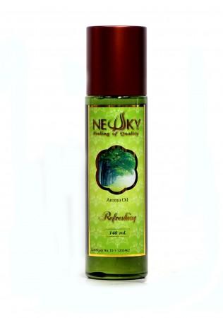 Newsky Aroma Massage Oil Refreshing 140 ml