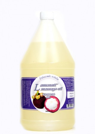 Lamenatt Massage Oil (Mangosteen) 3600 ml.