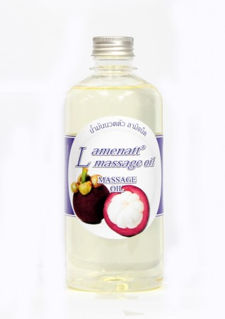 Lamenatt Massage Oil (Mangosteen) 450 ml.