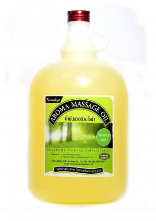 Newsky Aroma Massage Oil Refreshing 4,000 ml