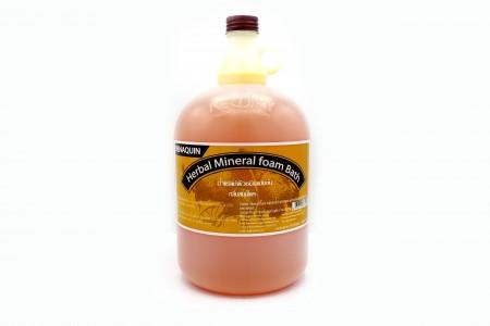น้ำแร่แช่ผิว บีนาควิน กลิ่น สมุนไพร 4000 มล.
