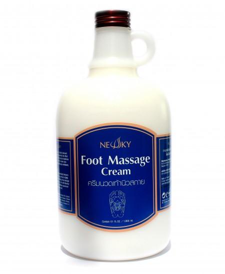 นิวสกาย ครีมนวดเท้า Newsky Foot Massage Cream 1800ml 1800มล.
