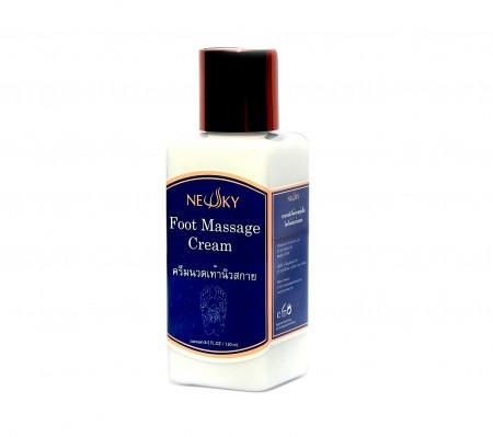 นิวสกาย ครีมนวดเท้า Newsky Foot Massage Cream 120ml 120มล.