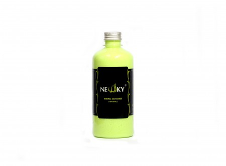 Newsky Mineral Salt Scrub (Refreshing) 500 ml