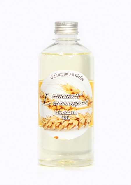 Lamenatt Massage Oil (Rice Milk) 450ml