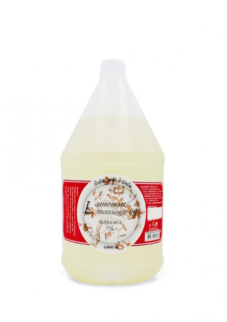 Lamenatt Massage Oil (Mok) 3600 ml.