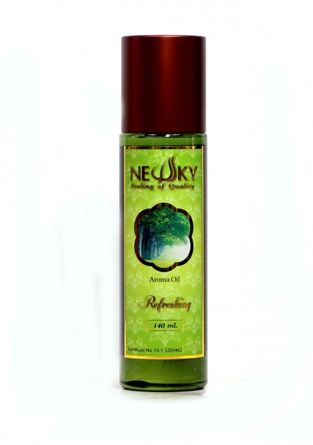Newsky Aroma Massage Oil Refreshing 140 ml