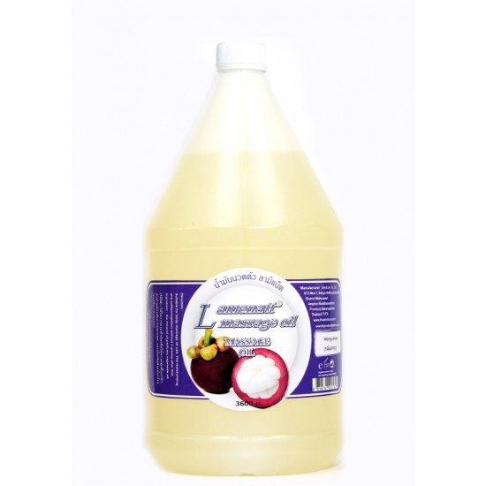 Lamenatt Massage Oil (Mangosteen) 3600 ml.