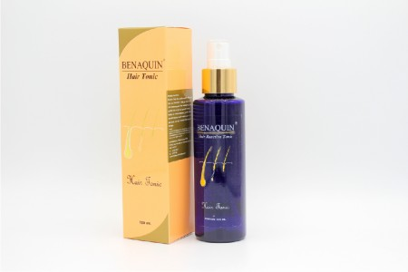 Benaquin Hair Reactive Tonic  120 ml.
