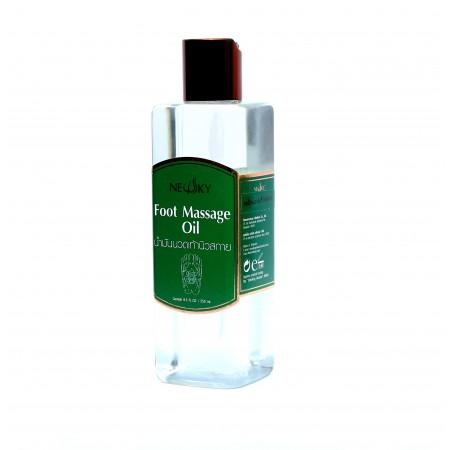 นิวสกาย น้ำมันนวดเท้า Newsky Foot Massage Oil 120ml 120มล.