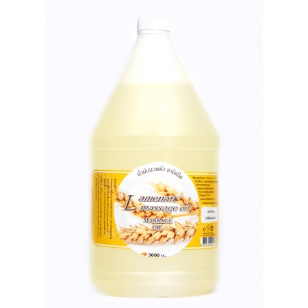 Lamenatt Massage Oil (Rice Milk) 3600ml