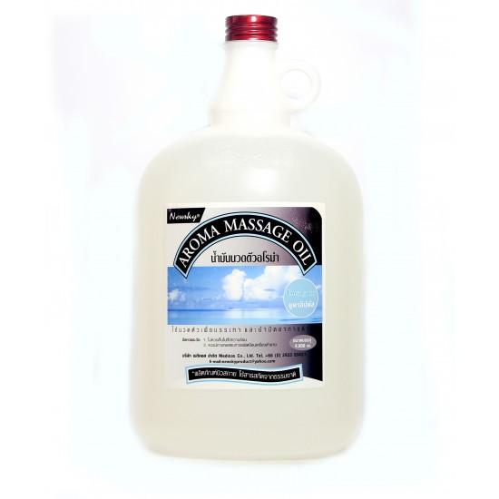 Newsky Aroma Massage Oil Eucalyptus 4,000 ml