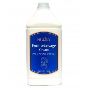 Newsky Foot Massage Cream 4000ml