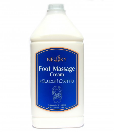 Newsky Foot Massage Cream 4000ml