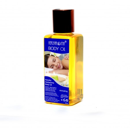 Newsky Herbaroma Oil (Relaxing) 120ml