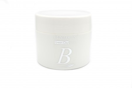 Benaquin Green Clay Mask  1 kg.