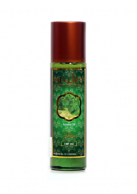 Newsky Aroma Massage Oil Lime 140 ml