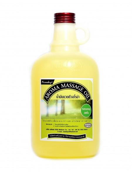 Newsky Aroma Massage Oil Refreshing 1,800