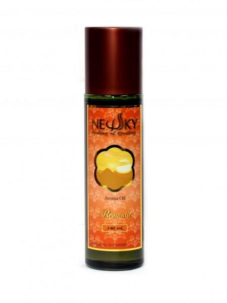 Newsky Aroma Massage Oil Romantic 140 ml