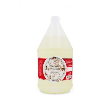 Lamenatt Massage Oil (Lemongrass) 3,600 ml.