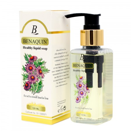Benaquin Antiseptic Bath 120 ml.
