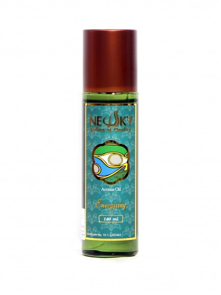 Newsky Aroma Massage Oil Energizing 140 ml