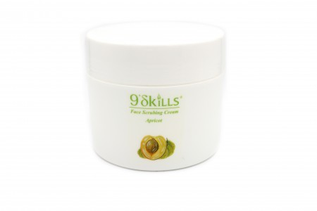 9'skills Face Scrubbing cream Apricot  1 Kg.