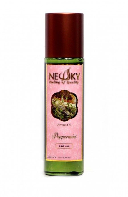 Newsky Aroma Massage Oil Peppermint 140 ml