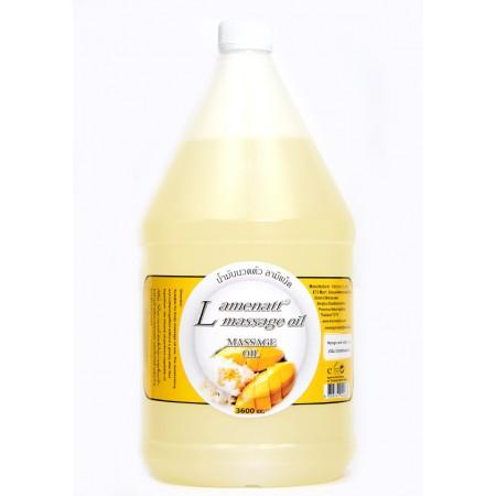 Lamenatt Massage Oil (Mango and Sticky Rice ) 3,600 ml.